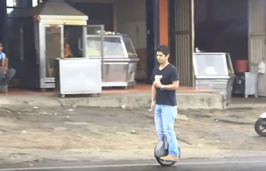 electric scooter,airwheel x8,unicycle