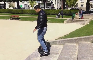 skateboard,Airwheel Q3,spinwheel