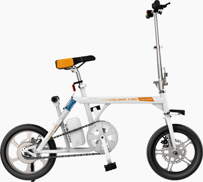 Airwheel R3 electric power bicycle